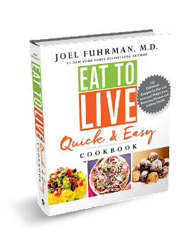 Book3d Eat To Live Quick Easy