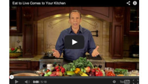 Eat To Live Cookbook Dr. Fuhrman Elixirliving.com