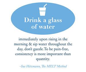 Melt Method Water Tip