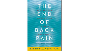 End Of Back Pain Cover Blurb