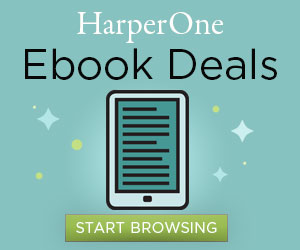 Ebook Deals Ad For Homepage
