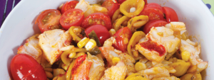 Lobster And Roasted Corn Orecchiette Banner