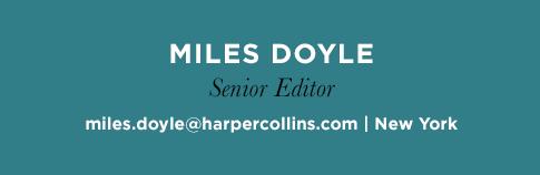 Miles Nameplate