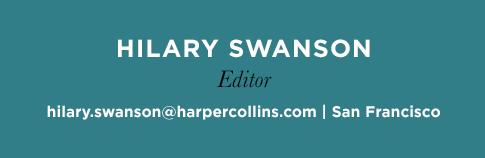 Hilary Nameplate
